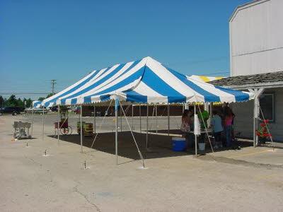 20' X 40' Tent